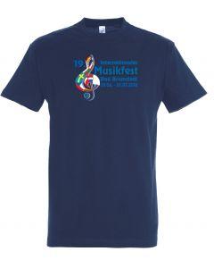 T-shirt Internationales Musikfest Bad Bramstedt 2018
