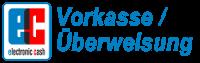 �berweisung Logo