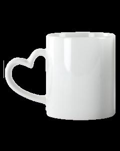 Herz Henkel Tasse