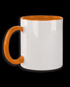 Tasse orange