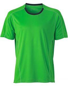 Funktions T-shirt James & Nicholson Running Herren JN 472 in 13 verschiedenen Farben