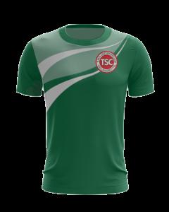 TSC Wellingsbüttel Kinder T-shirt rot