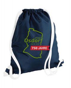 Sport-und Freizeitbeutel 750 Jahre Osdorf