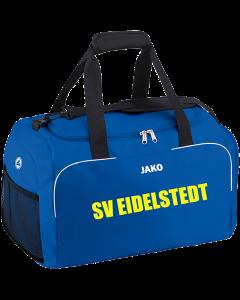 SV Eidelstedt Sporttasche Classico mit seitlichen Nassfächern