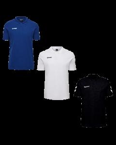 SV Blankenese Handball Hummel Baumwoll Polo Shirt