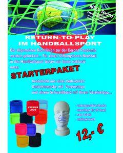 Starterpaket Handball