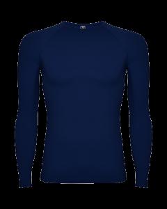 Thermo Sport-Shirt mit Kompressionseigenschaften