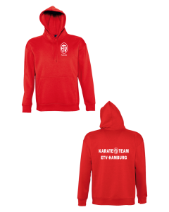 ETV Karate Kapuzensweatshirt