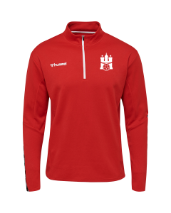HSVH Trainings Half Zip Sweat