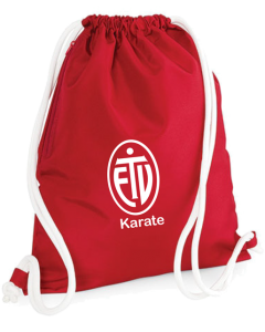 ETV Karate Sportbeutel