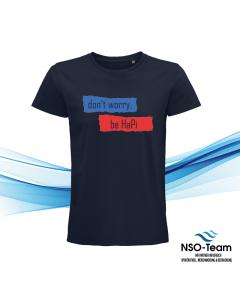 T-Shirt - Don't worry, be HaPi
