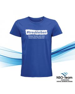 #treubleiben - Bio Charity T-Shirt