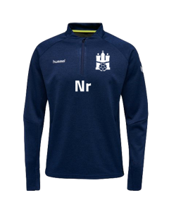HSVH Warm-Up Half Zip Sweat