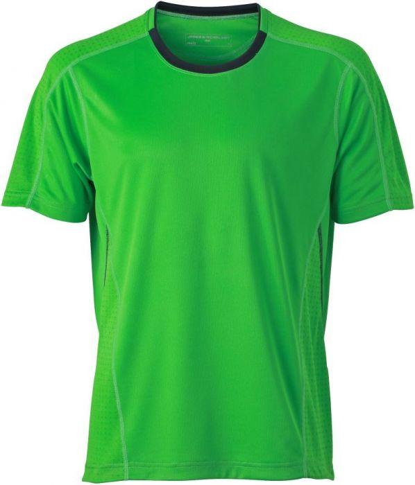 Berömda Funktions T-shirt James & Nicholson Running Herren JN 472 in 13 WF-87