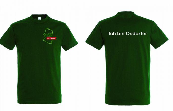 new products 57e88 fc166 T-shirt Osdorf 750 Jahre
